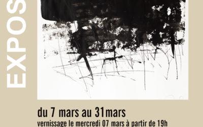 marie-O Expose Saudade(s) à la Galerie «mes 2 mondes et l'Art»